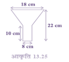 Download NCERT Solutions For Class 10 Maths Hindi Medium Surface Areas and Volumes 13.1 59