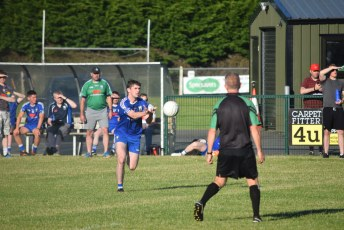 Larkin Cup Final 2018