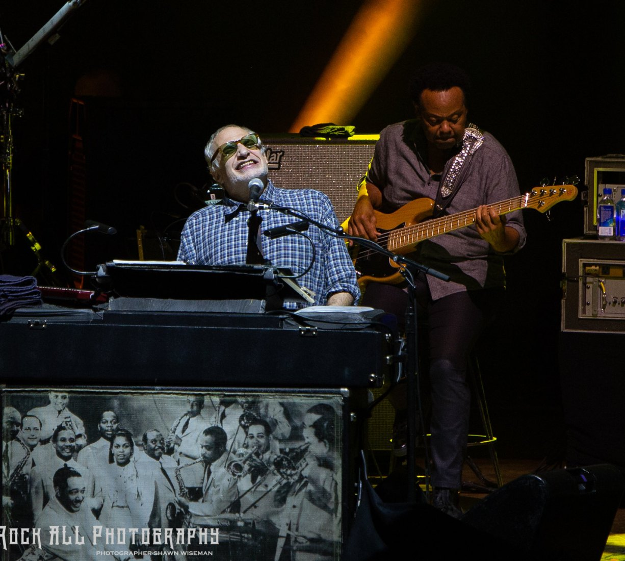 Steely Dan - Riverbend Music Center Cincinnati, OH - 6/27/18