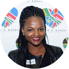 Sophie Kanza @sophiekanza Co-founder of Sophie A Kanza Foundation @CandyCraftsDay - Youth: From Passion to Action: