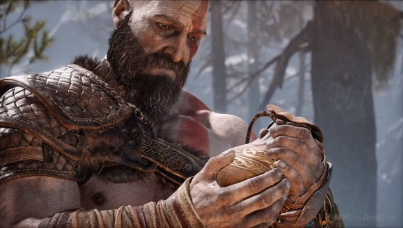 God of War - My Wife's Son's Mother's Ashes