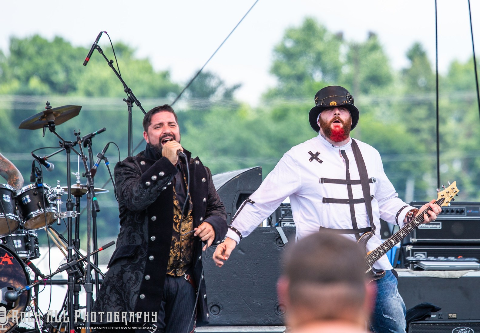 Akadia - Inkcarceration Festival Day 2 - Mansfield, OH - 7/14/18