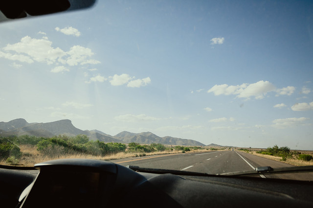 the overnight road trip & the whirlwind reunion