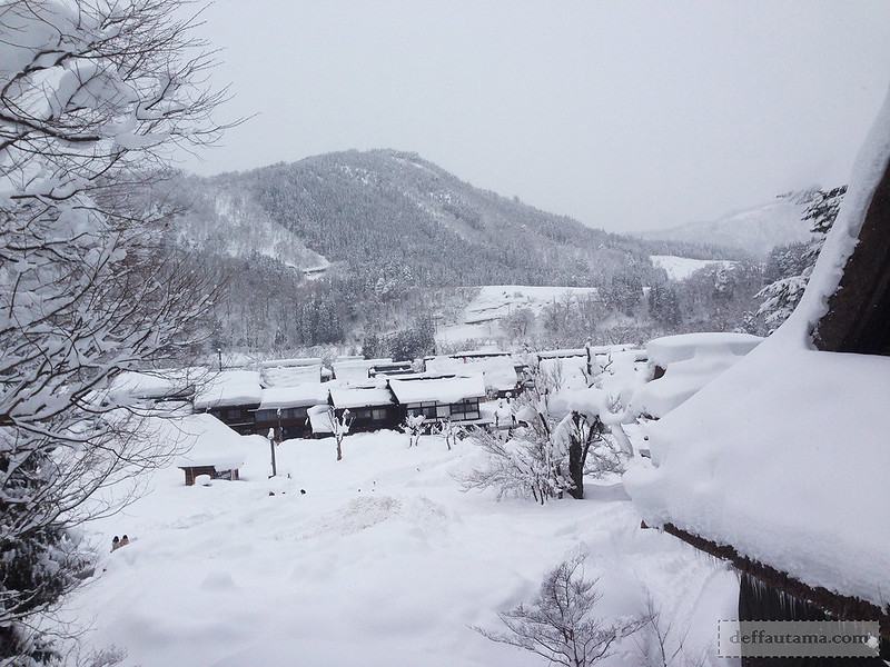 Babymoon ke Jepang - Myozenji Temple Viewpoint