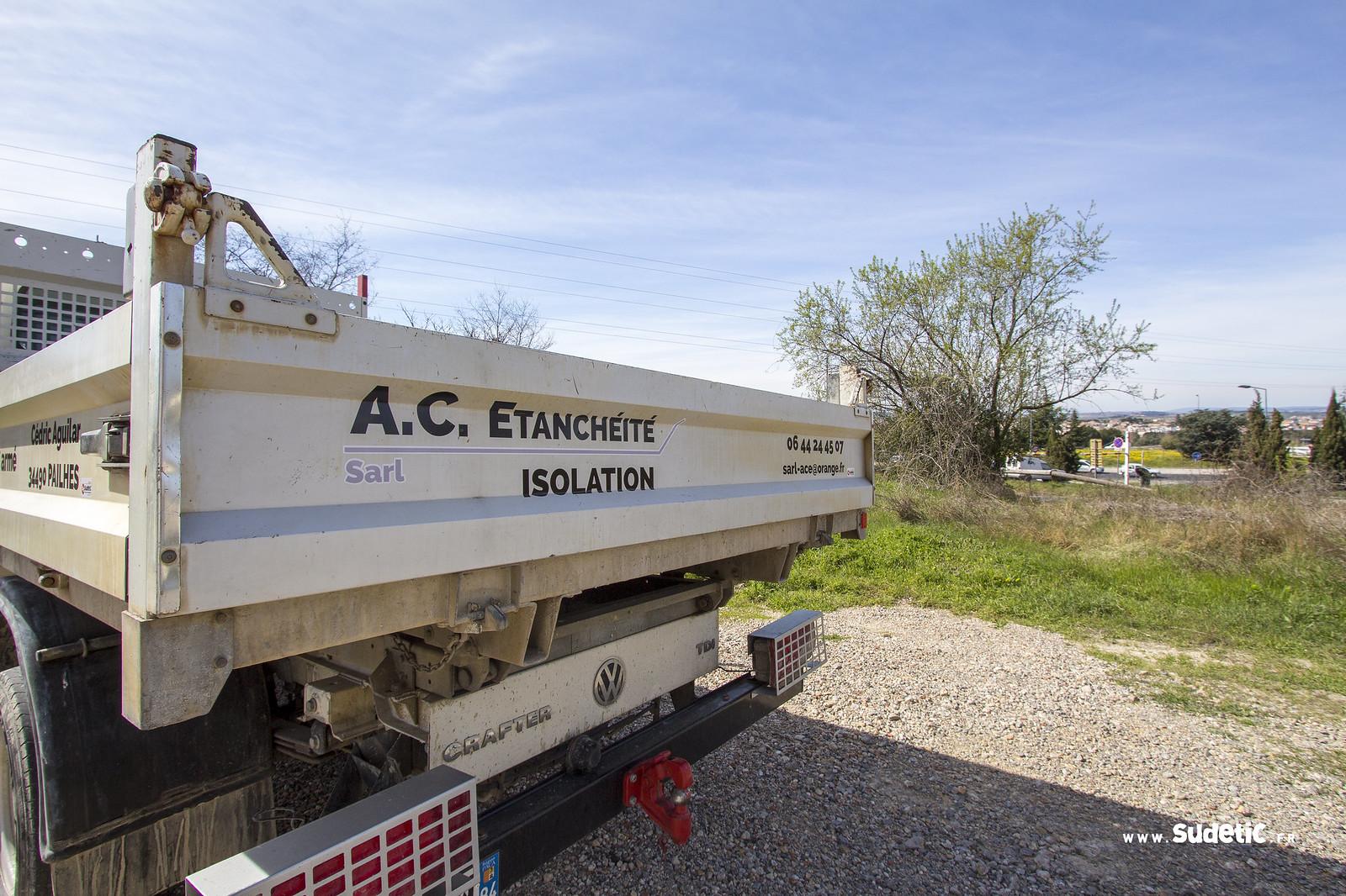 Sudetic camion plateau AC Etancheite-2