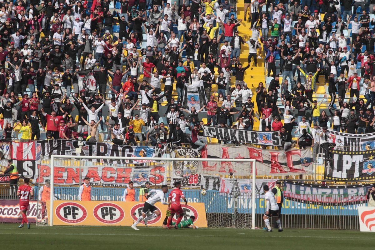 Unión La Calera 1-2 Colo-Colo