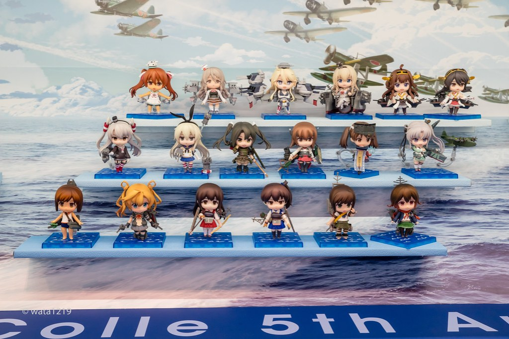 [WF2018S] KanColle 5th Anniversary (03)