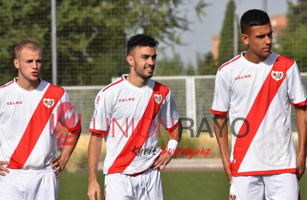 Rayo B 3-0 RSD Alcalá de la I Copa RFFM