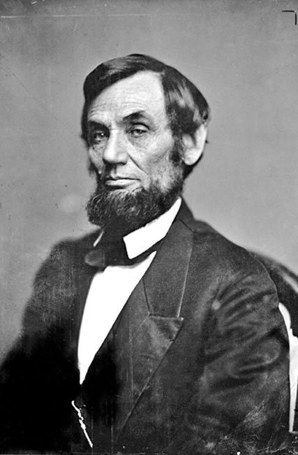 President Lincoln's Professional Head-Shots--1