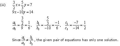 NCERT Solutions for Class 10 Maths Chapter 3 Pair of Linear Equations in Two Variables 22