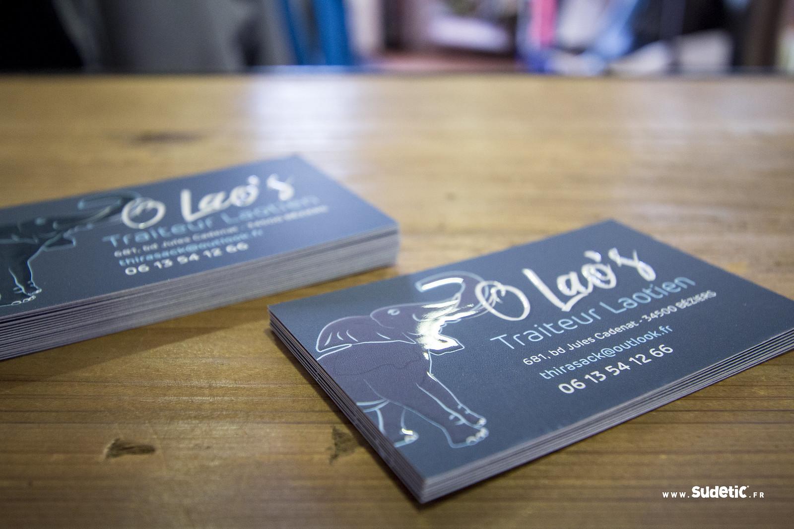 Sudetic cartes de visite O Lao's