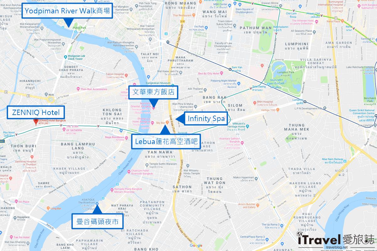 曼谷澤尼克飯店 ZENNIQ Hotel (33)
