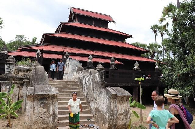 Monasterio Inwa