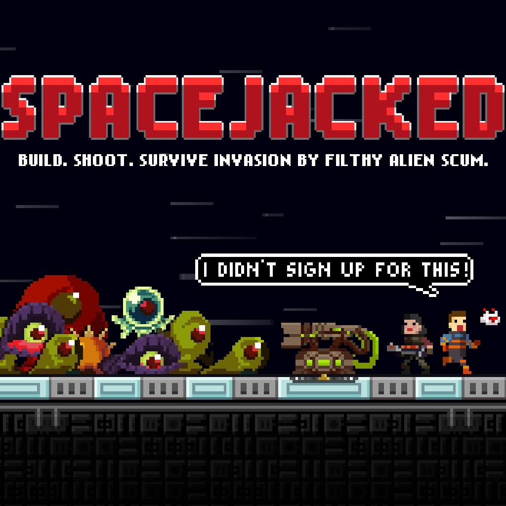 Spacejacked