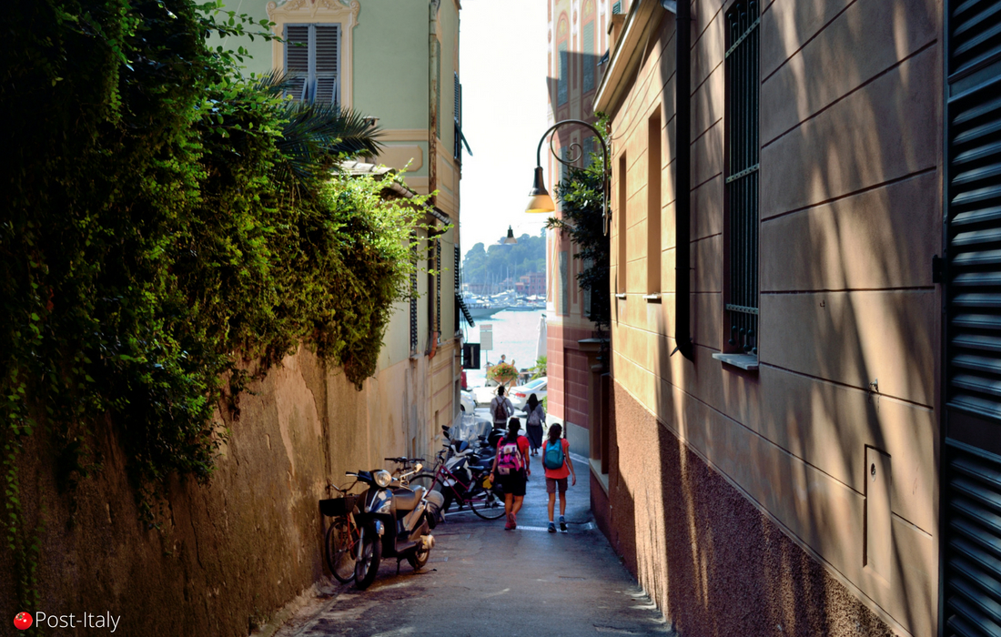 Santa Margherita Ligure, Italia,
