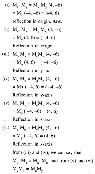 Selina Concise Mathematics Class 10 ICSE Solutions Chapter 12 Reflection Ex 12A 17.1