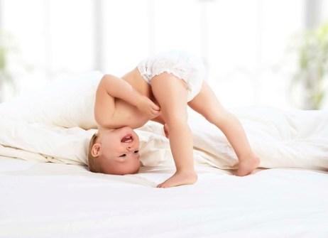 Tips Agar Bayi Tidak Mengalami Ruam Popok Parah