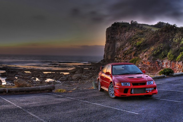 Mitsubishi Evolution (EVO) Lancer VI. (6.5) TME (Tommi Makinen Edition)