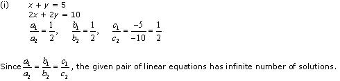 NCERT Solutions for Class 10 Maths Chapter 3 Pair of Linear Equations in Two Variables 25