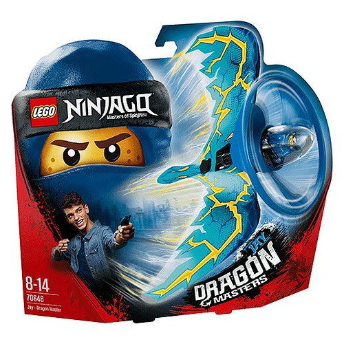 70646 - Jay Dragon Master - box