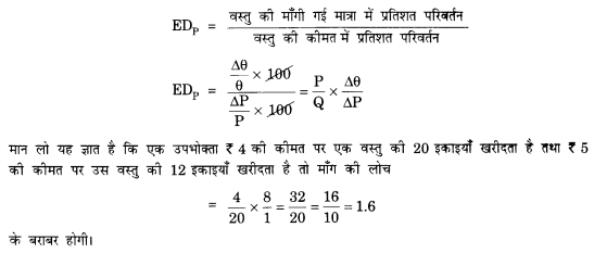 NCERT Solutions for Class 12 Microeconomics Chapter 2 Theory of Consumer Behavior (Hindi Medium) saq 27