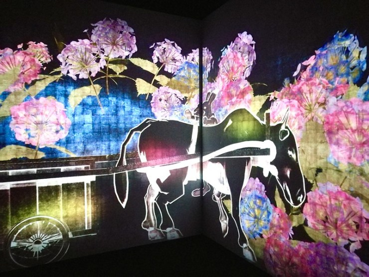 teamLab | National Gallery Singapore edition