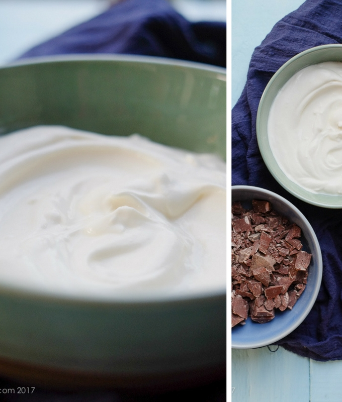 Indulgent Sour Cream Ganache | Sour Cream Ganache Recipe on notjustspice.com