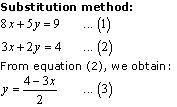 NCERT Solutions for Class 10 Maths Chapter 3 Pair of Linear Equations in Two Variables 70