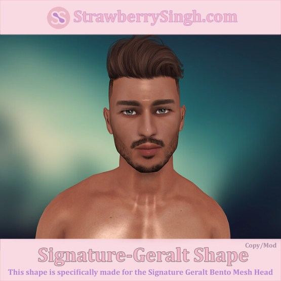 StrawberrySingh.com Signature-Geralt Shape
