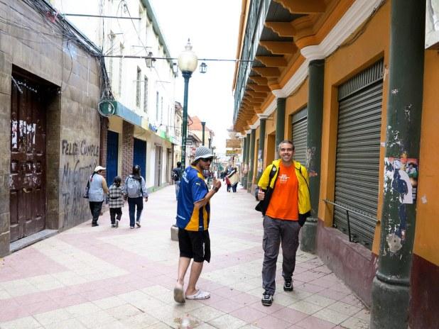 Centro histórico de Potosi