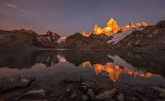 Exciting moments, Cerro Fitz Roy