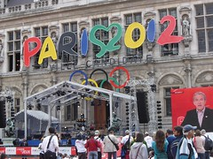 2005 Paris election host city summer olympics 2012