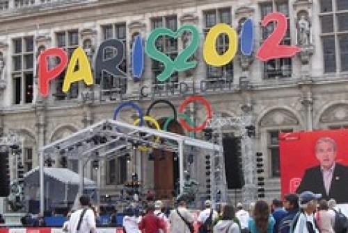 2005 Paris élection ville hôte jeux olympiques d'été 2012