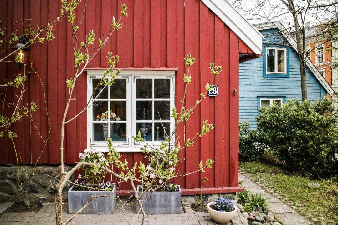 Case norvegesi tradizionali