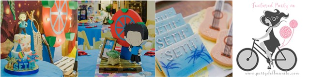 seth coachella theme party cover
