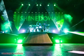 Shinedown + In This Moment + One Bad Son + 10 Years @ Abbotsford Centre - April 6th 2018