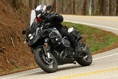 Me  R1200GS  Tail of The Dragon
