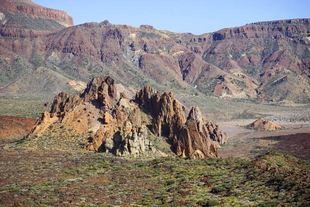 Sendero Roques de García