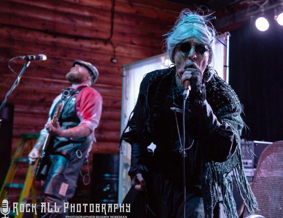 Granny 4 Barrel - Trixie's Entertainment - Louisville, KY - 5/3/18