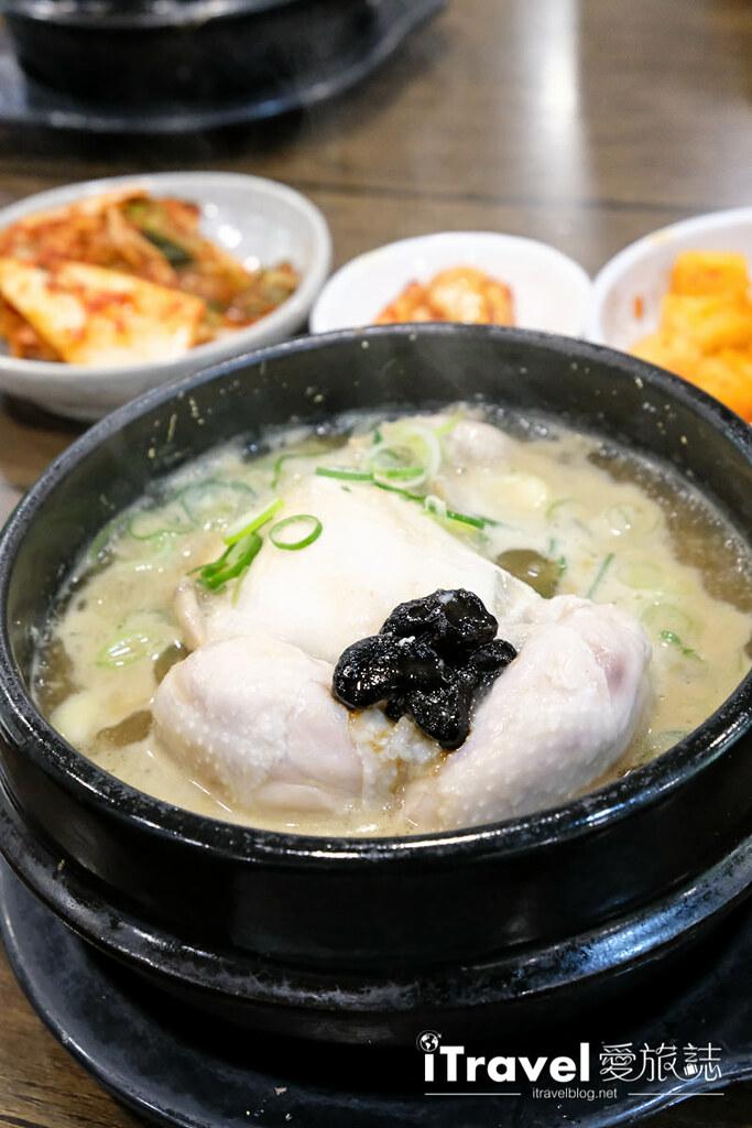 首爾美食餐廳 北村百年土種蔘雞湯 (19)
