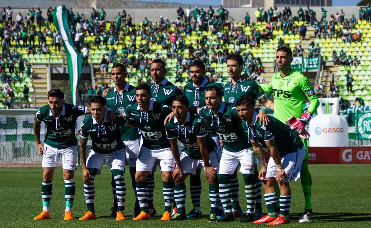 Santiago Wanderers 2-1 Rangers