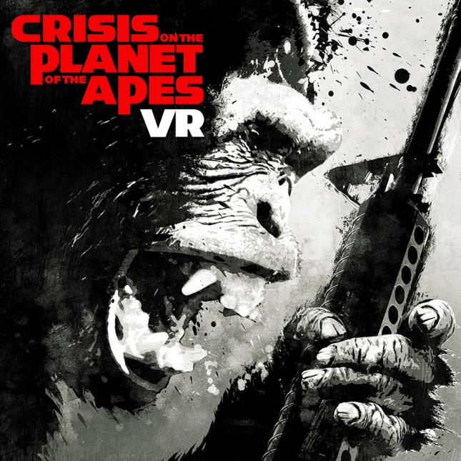 Crisis on the Planet of the Apes