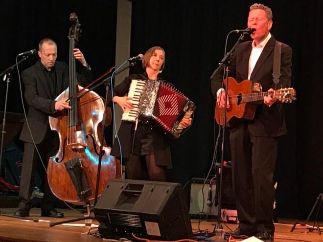 Gerry Colvin Band 6 April 18 D