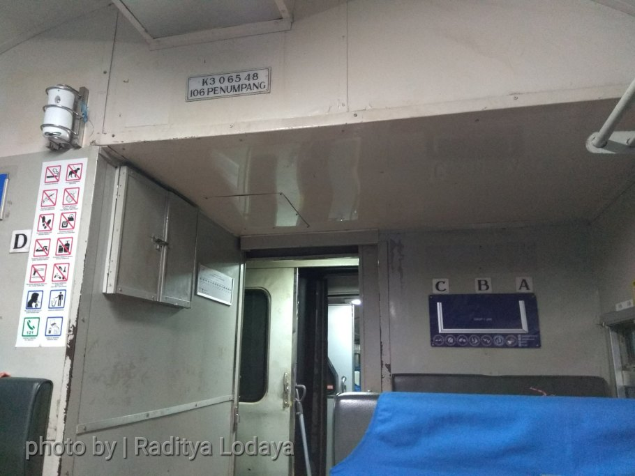 Jejak Tragedi Bintaro 1 di Kereta Api Lokal Bandung Raya (6/7)