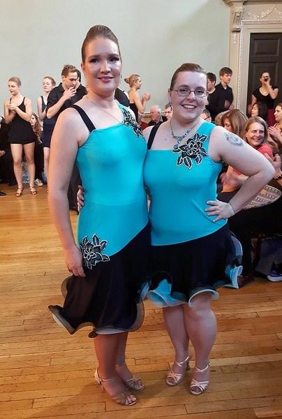Esmerale Latin dresses