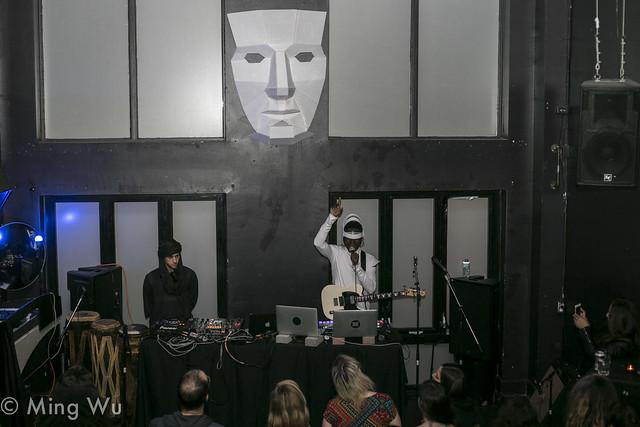 Afrotronix @ Mercury Lounge