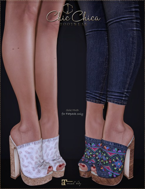 Hailey by ChicChica OUT@ Shoetopia