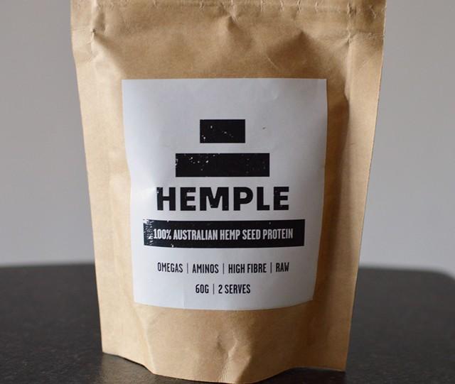 Hemple hemp protein