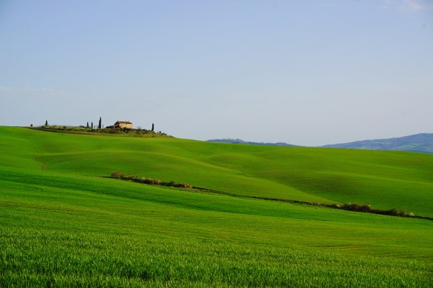 Stunning Val d'Orcia