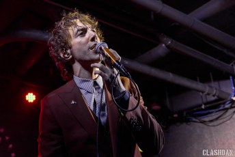 Albert Hammond Jr @ U Street Music Hall in Washington DC on March 27th 2018